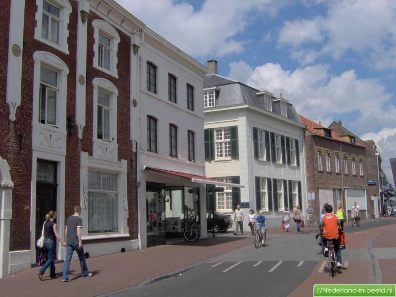 Sittard  u2022 Paardestraat 1 t  m 29  u2022 Paardestraat Sittard  u2022 Zomer 2006