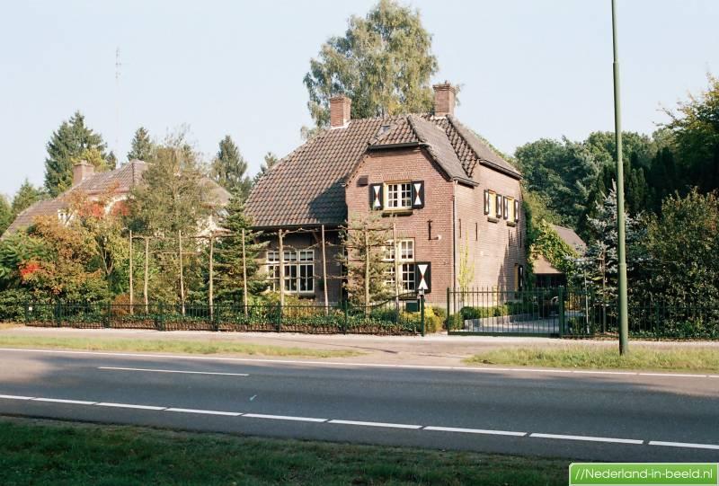 Luchtfoto 39 s waalre foto 39 s waalre nederland in for Engelse tuin 1 waalre
