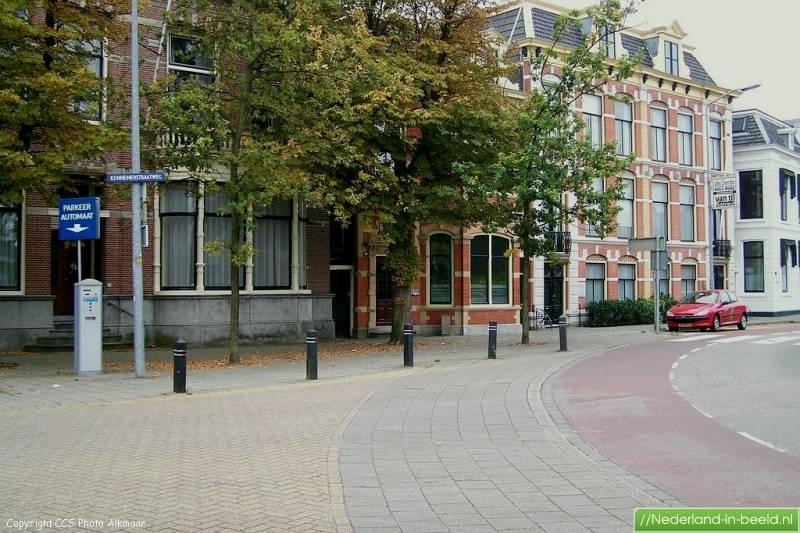 Alkmaar • kennemerstraatweg 2 t m 18 • herfst 2006