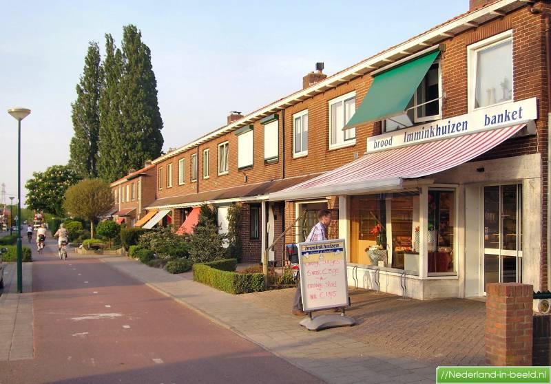 Veenendaal bobinestraat luchtfoto 39 s foto 39 s nederland for Bakker in de buurt