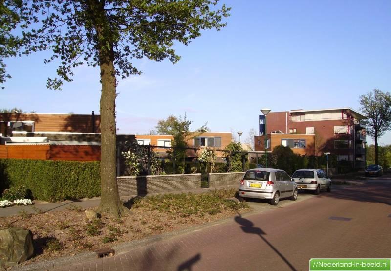 Veenendaal > Anna van Burenhof luchtfoto's / foto's ...